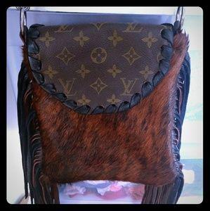 Handbags - Handmade crossbody bag